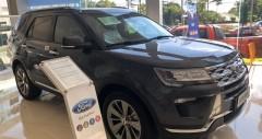 Chi tiết Ford Explorer kèm giá bán