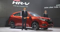 Chi tiết Honda HRV kèm giá bán
