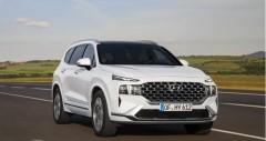 Chi tiết Hyundai Santafe 2021