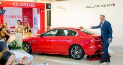 Chi tiết Jaguar XE 2020