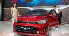 Chi tiết Kia Soluto kèm giá bán