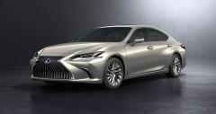Chi tiết Lexus ES300H thế hệ mới