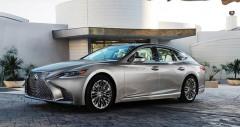 Chi tiết Lexus LS 500 và LS500H