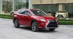 Chi tiết Lexus RX300 2019 kèm giá bán