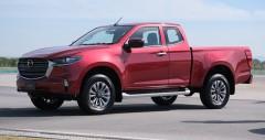 Chi tiết Mazda BT50 2021