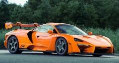 Chi tiết McLaren Senna kèm giá bán