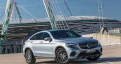 Chi tiết Mercedes Benz GLC 300 Coupe