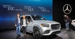 Chi tiết Mercedes Benz GLS 450 4Matic 2020 kèm giá bán