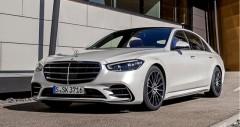 Chi tiết Mercedes Benz S500 thế hệ mới