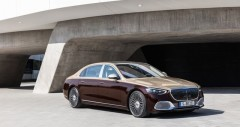 Chi tiết Mercedes Maybach S580 4Matic 2021
