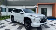Chi tiết Mitsubishi Pajero Sport kèm giá bán