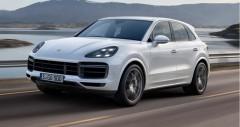 Chi tiết Porsche Cayenne