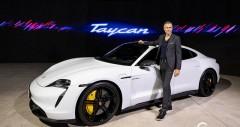 Chi tiết Porsche Taycan kèm giá bán