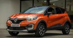 Chi tiết Renault Kaptur 2021