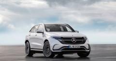 Chi tiết SUV điện Mercedes Benz EQC