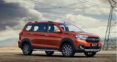 Chi tiết Suzuki XL7 ra mắt tại Việt Nam