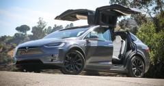 Chi tiết Tesla Model X