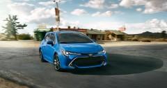 Chi tiết Toyota Corolla Hatchback 2021