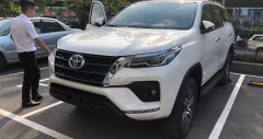 Chi tiết Toyota Fortuner 2021