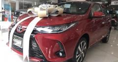 Chi tiết Toyota Yaris 2021 kèm giá bán