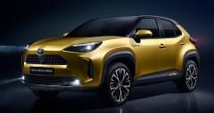 Chi tiết Toyota Yaris Cross 2021