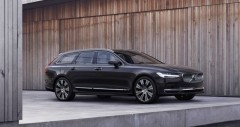 Chi tiết Volvo V90 Cross Country 2021