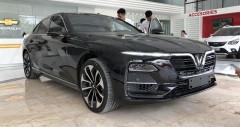 Chi tiết xe sedan Vinfast Lux A2.0