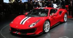 Siêu xe Ferrari 488 Pista ra mắt