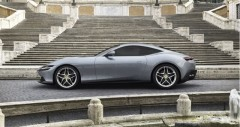 Chi tiết siêu xe Ferrari Roma
