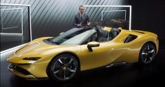 Siêu xe mui trần Ferrari SF90 Spider ra mắt