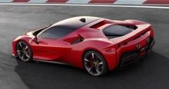 Chi tiết siêu xe Ferrari SF90 Stradale