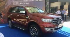 Ford Everest: thông số kỹ thuật, giá bán
