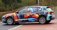 Ford Focus 2018-2019 có gì mới?