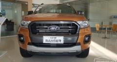 Ford Ranger giảm giá, khuyến mại bao nhiêu?
