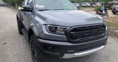 Chi tiết Ford Ranger Raptor