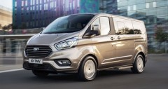 Ford Tourneo sắp ra mắt