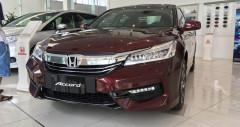 Honda Accord 2017-2018: thông số kỹ thuật, giá bán