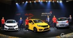 Honda Brio thế hệ mới ra mắt
