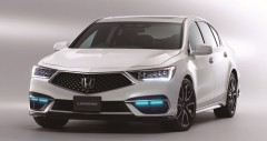 Honda Legend Hybrid EX ra mắt