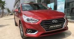 Chi tiết Hyundai Accent 2020 kèm giá bán