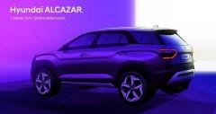 Hyundai Alcazar ra mắt