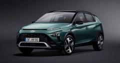 Hyundai Bayon 2021 ra mắt