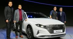 Chi tiết Hyundai Grandeur (Azera) 2020