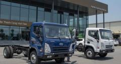 Chi tiết Hyundai Mighty EX8 và EX8 GT 7 tấn