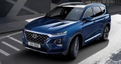 Chi tiết Hyundai Santafe 2020