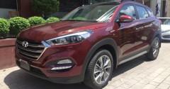 Hyundai Tucson máy dầu 2020: thông số kỹ thuật, giá bán