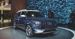 Hyundai Venue 2020 ra mắt
