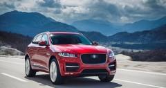 Chi tiết Jaguar F-Pace kèm giá bán
