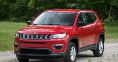 Chi tiết Jeep Compass kèm giá bán