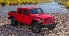Chi tiết Jeep Gladiator 2021